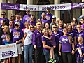 At the Walk to End Alzheimer's in Lansing. (29898477162).jpg