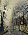 Atkinson Grimshaw 1836-1893 - British Victorian-era painter - Tutt'Art@ (12).jpg