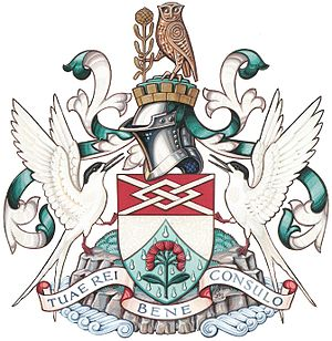Auckland Regional Council - Auckland Regional Council coat of arms