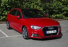 Px Audi A Sportback Front