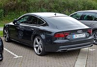 audi a7 2014 coupe. my15 facelift audi a7 2014 coupe