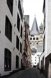 Historische Kölner Rheinvorstadt Wikipedia