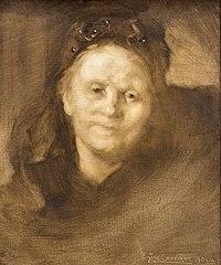 Portrait de Madame Auguste Bonheur