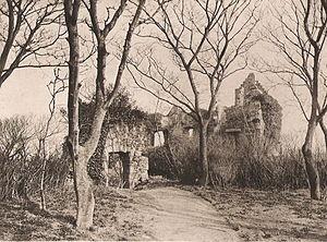 Auldhame & Scoughall - Auldhame Castle