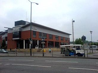 BBC East Midlands - Headquarters of BBC East Midlands