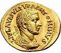 Aureus Uranius Antoninus RIC 03 (obverse).jpg