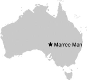 Marree Man - Image: Australia Marree Man