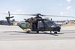 Australian Army (A40-016) NHI MRH-90 taxiing at Wagga Wagga Airport.jpg