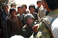 Australian Army Lt. Will Hetherington, bottom center, listens to village residents in Tarin Kowt, Uruzgan province, Afghanistan, July 26, 2013 130726-Z-FS372-399.jpg
