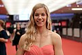 Austrian Sportspeople of the Year 2014 red carpet 23 Beate Schrott.jpg