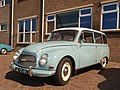 Auto Union AU 1000 (1968), Dutch licence registration JK-55-85 pic2.JPG