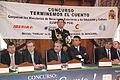 """Autoridades estatales, diplomáticas y Unión Latina premian a los ganadores del Concurso """"Terminemos el Cuento"""" (4058455607).jpg"""