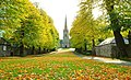 Autumn at St Malachi's, Hillsborough - geograph.org.uk - 1011079.jpg