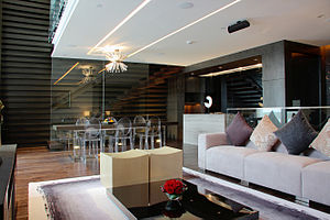 Interior design - Simple English Wikipedia, the free encyclopedia