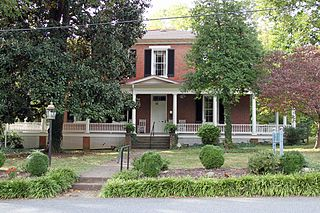 Avenel (Bedford, Virginia) United States historic place