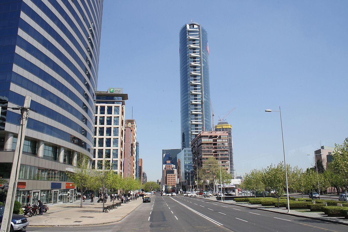 Avenida vitacura wikipedia la enciclopedia libre for Marmolerias en santiago de chile