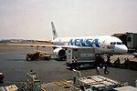 Avensa (Panama Air) Boeing 757-236 YV-78C (23472936005).jpg