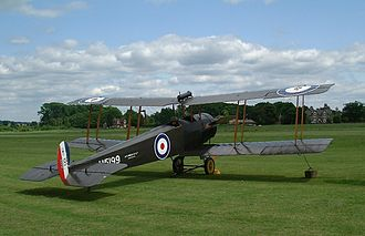 Avro 504 - The Shuttleworth Avro 504K