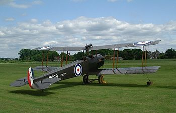 Avro 504 by ndrwfgg.jpeg