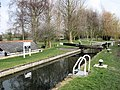 Aylesbury Arm - Black Jacks Lock (No 4) - geograph.org.uk - 1228949.jpg