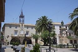 Ayuntamiento de Novelda, Plaza de España, Novelda, Alicante - panoramio.jpg