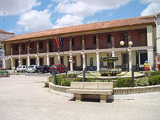 Villarejo de Salvanés Municipality in Community of Madrid, Spain