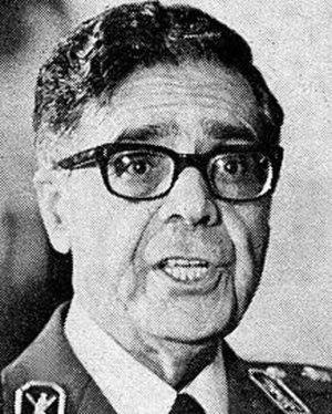 Gholam Reza Azhari - Azhari in 1978