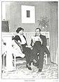 Azorín con su esposa, de Campúa, La Esfera, 25-04-1914.jpg