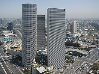 Gush Dan - Azrieli Center