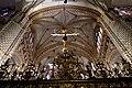 Bóvedas de la catedral de Toledo. 02.JPG