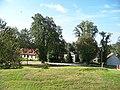 Běleč (KL), čp. 98, 5, 14, 13, od kostela.jpg