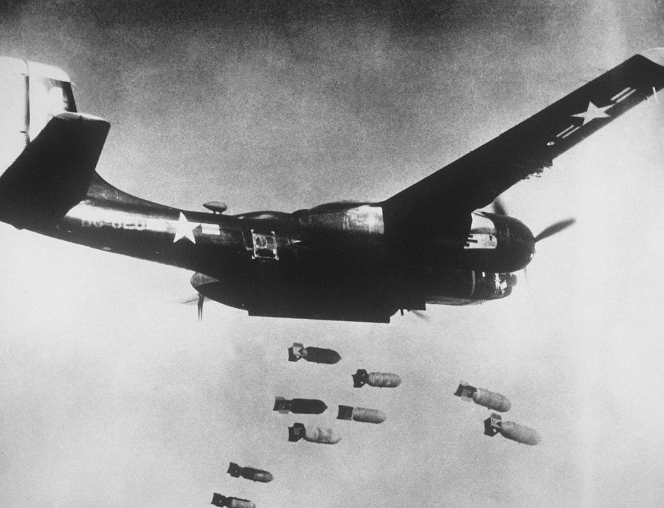 B-26C 3BW bombing Korea 1953.jpeg