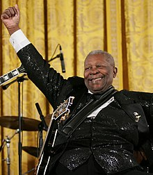 Description de l'image B. B. King.jpg.