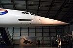 BAC Aerospatiale Concorde 102 'G-BOAA' (25043600677).jpg