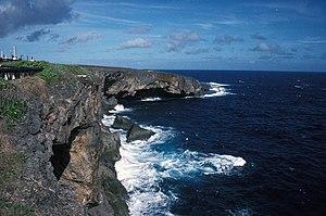 Banzai Cliff - Image: BANZAI CLIFF