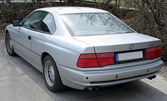 BMW 8 Series - BMW E31 840Ci