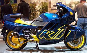Blue Kawasaki Decals