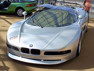 BMW Nazca C2 - Image: BMW Nazca C2