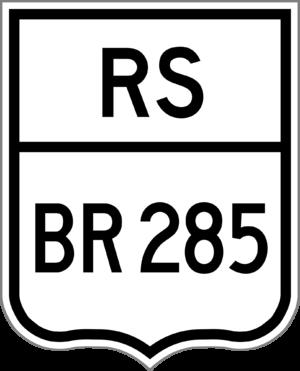 BR-377 - Image: BR 285
