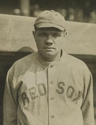 Majestic Park (baseball) - Babe Ruth, 1916