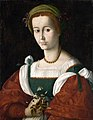 Bacchiacca - Portrait of a A Lady with a Nosegay.jpg