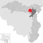Bad Fischau-Brunn in the WB.PNG district