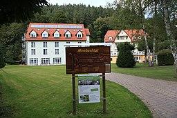 Im Monbachtal in Bad Liebenzell