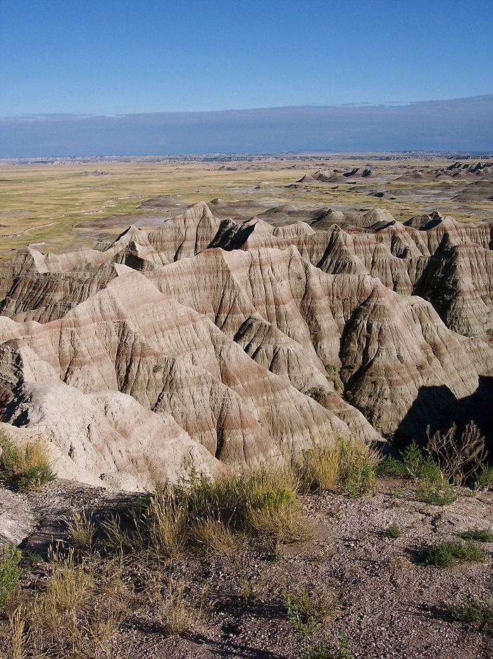 Geological (or Natural) Erosion