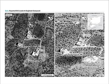 Death Of Abu Bakr Al Baghdadi Wikipedia