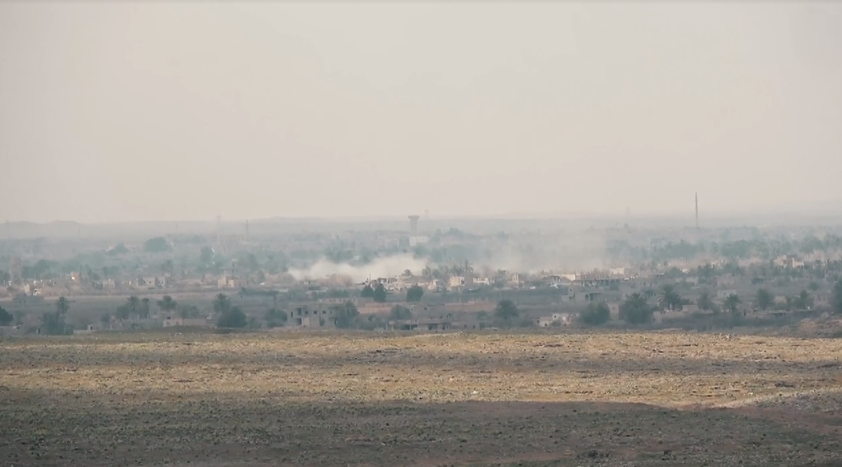 Αποτέλεσμα εικόνας για coalition bombardement baghuz