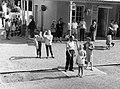 Balatonszemes 1963, Vasútállomás. Fortepan 18574.jpg