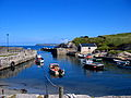 Balintoy Harbor and Rathlin Island.jpg