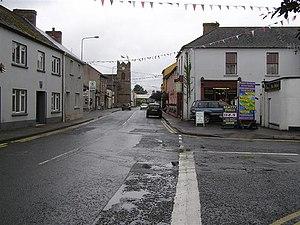 Ballinamallard - Image: Ballinamallard, County Fermanagh geograph.org.uk 1382826