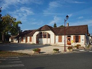 Balloy Commune in Île-de-France, France